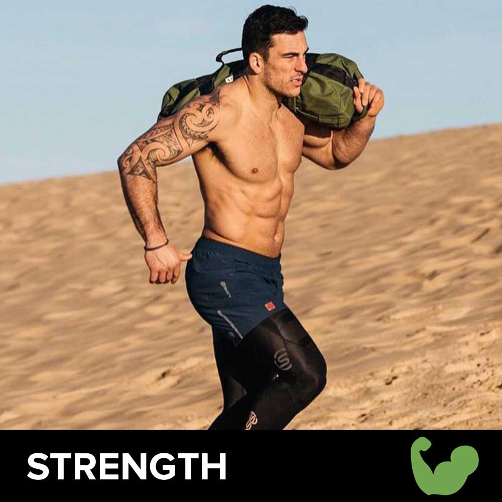 Dingo Sandbags Strength