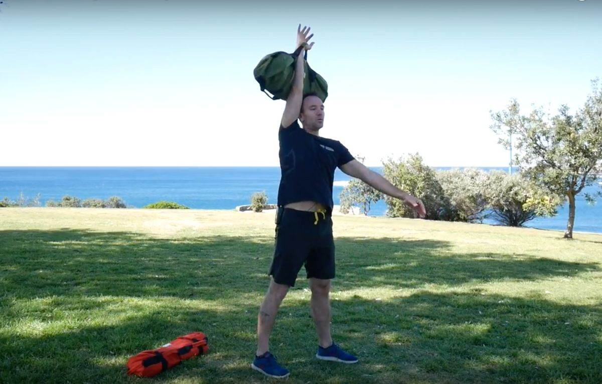 A Stronger Core with Dingo Sandbags