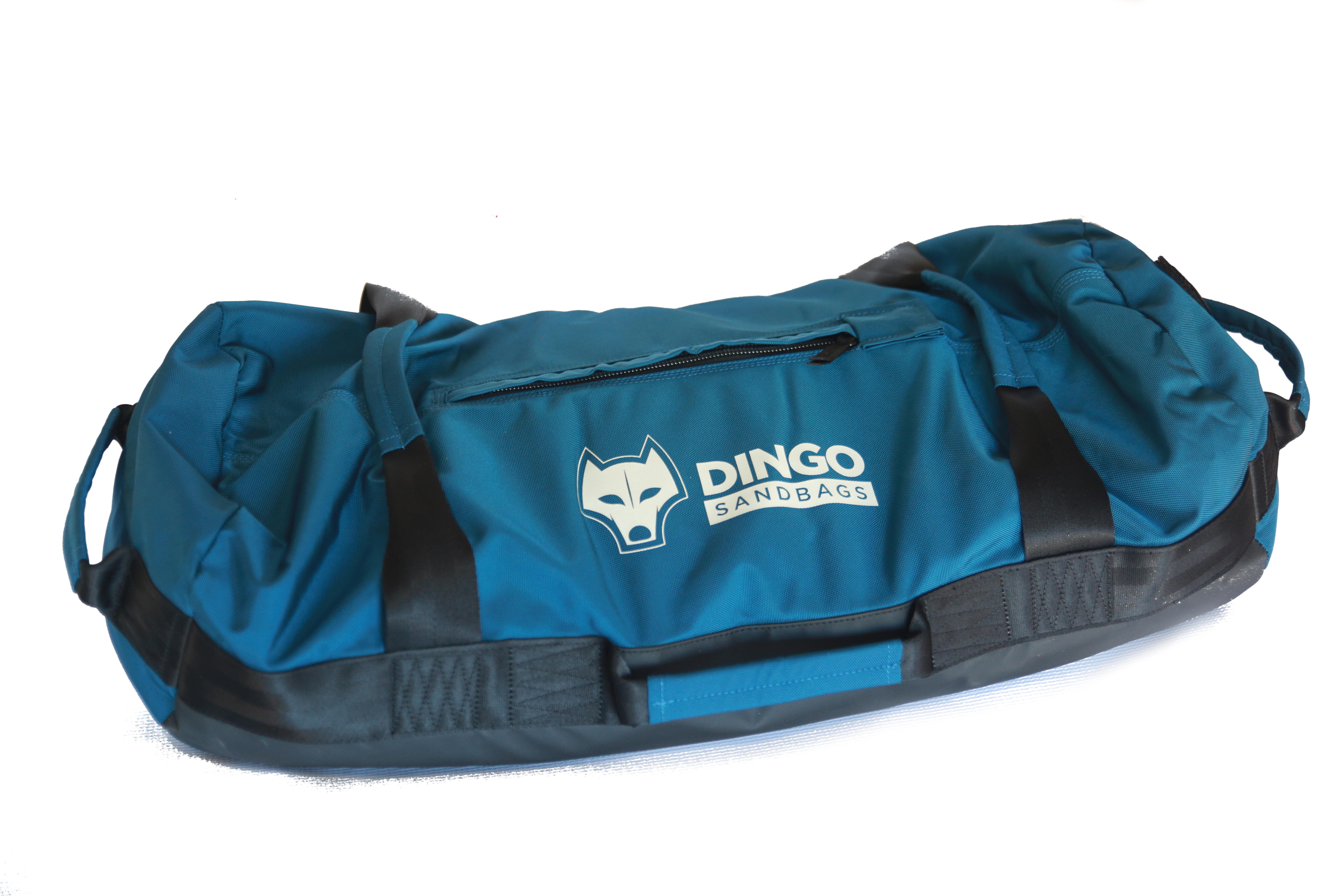 Large Sandbag 35-50kg (with black tarpaulin base)